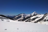 Jungfraujoch-Mönchsjochhütte