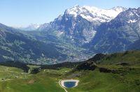 Männlichen - Alpiglen (Romantikweg)
