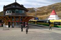 Kleine Scheidegg - Eigergletscher