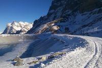 Kleine Scheidegg - Fallbodensee